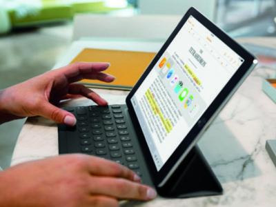Apple anunciaría soporte oficial para ratón en el iPad con un nuevo Smart Keyboard con trackpad