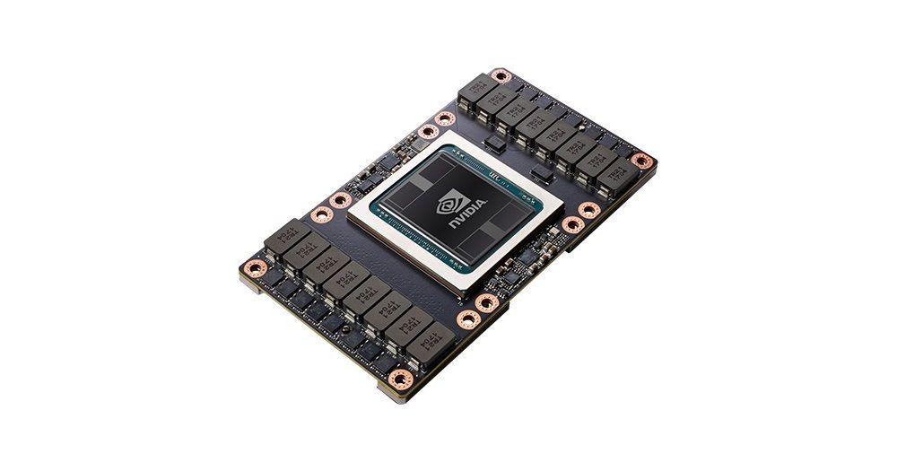 Se filtran dos GPUs Nvidia Ampere con hasta 7552 núcleos, 40% mas rápida que la Titan RTX