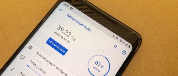 7 formas infalibles de liberar espacio de almacenamiento en el celular