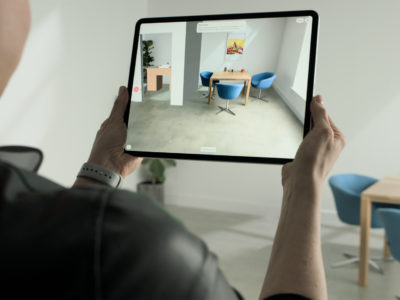 LiDAR 3D en un iPad Pro (2020): estos son los secretos del nuevo sensor que revoluciona la realidad aumentada