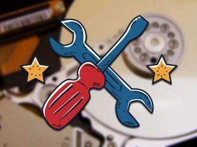Formatea y crea particiones en tus discos duros y USB con estos programas
