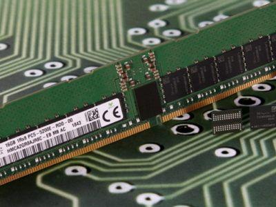 Los primeros módulos de DDR5 llegarán este año a 4800 MHz
