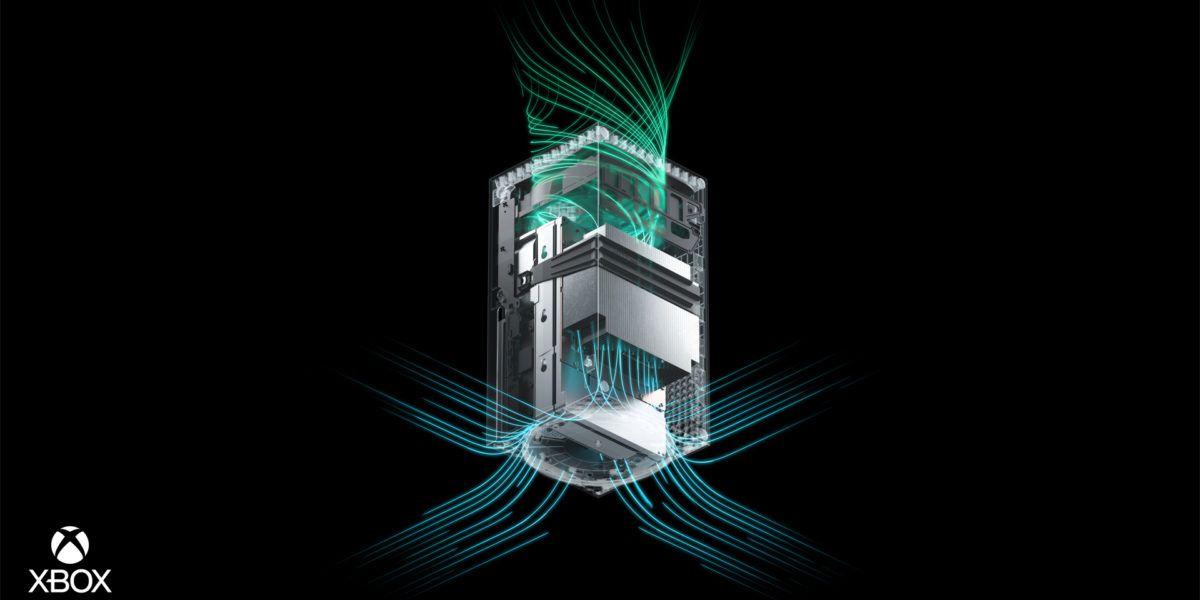 Xbox Series X: Así funciona el sistema de disipación del calor