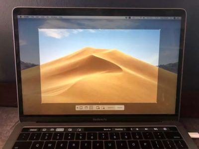 Tres formas para hacer una captura de pantalla en una Mac