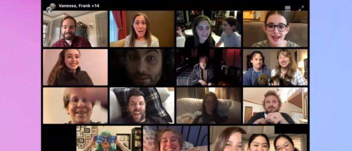 Facebook lanza opción para videollamadas con hasta 50 personas sin límite de tiempo