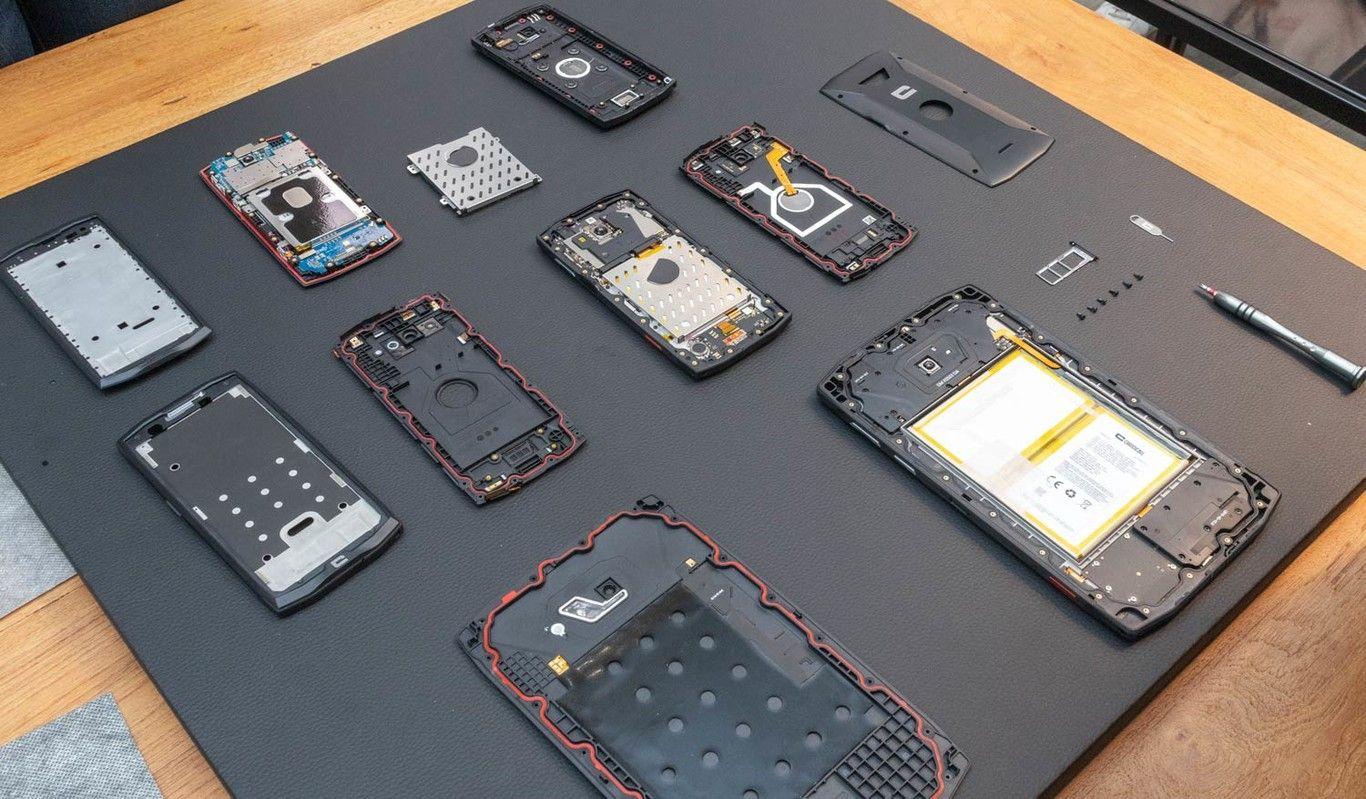 Sensores móvil