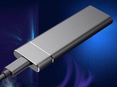 Esta unidad HDD externa es ultrafina, tiene una capacidad de 1 TB por solo 43€