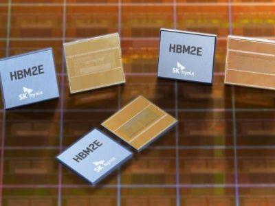 SK Hynix comienza la producción en masa de su memoria HBM2E, la más rápida de la industria