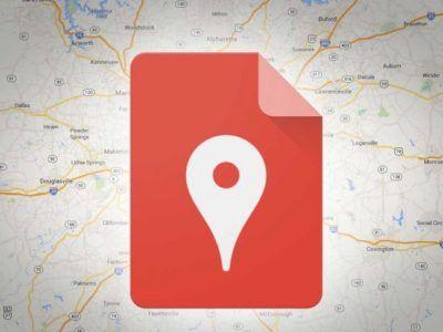 Cómo crear mapas personalizados con Google My Maps