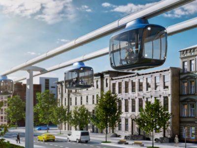 La propuesta de BOSCH para una movilidad urbana sostenible: Teleféricos autónomos