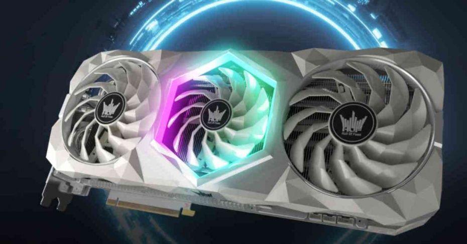 GALAX y NVIDIA rompen 16 récords del mundo con la GPU RTX 3090 HOF