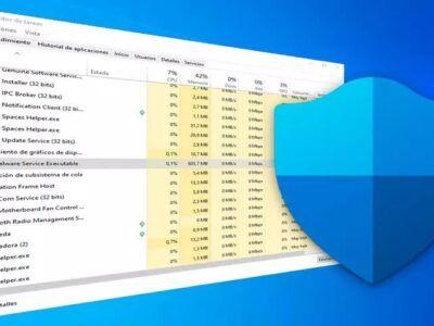 Evita que Antimalware Service Executable use el 100% de la CPU