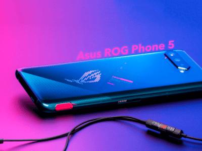 Asus ROG Phone 5: la nueva bestia del gaming que compite con el RedMagic 6