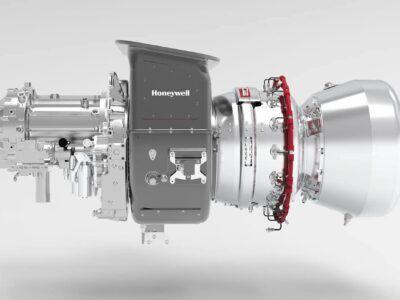 El turbogenerador de Honeywell propulsará un avión híbrido-eléctrico que funcionará con biocombustible