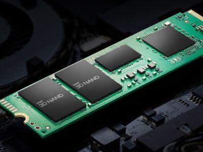 Intel presenta la serie 670p de SSD de tipo PCIe 3.0 con QLC de 144 capas