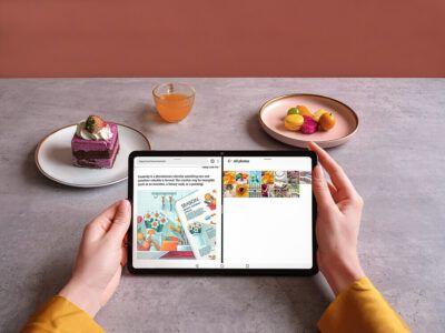 La renovada tableta Huawei MatePad 10.4 es más potente, tiene Wi-Fi 6 y está de oferta en la tienda oficial por 261,58 euros