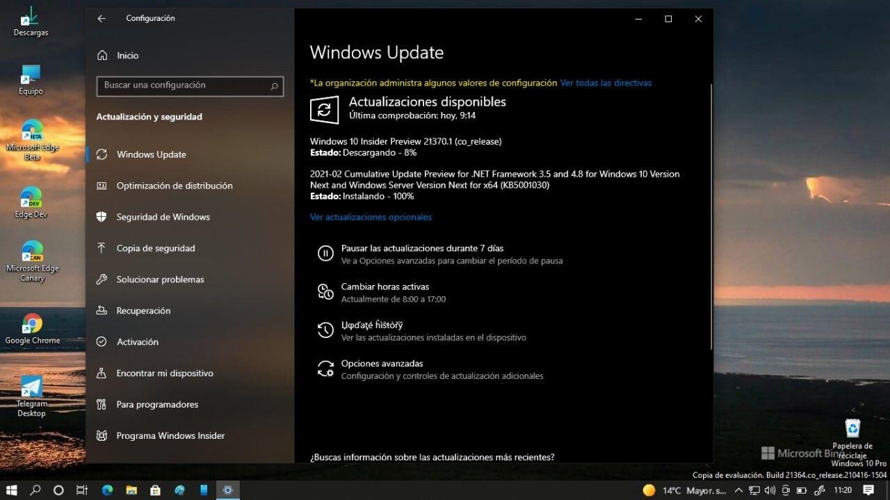 Windows 10 microsoft update
