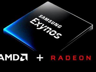 El primer chip Samsung Exynos con GPU AMD (RDNA) llegará en la segunda mitad de 2021