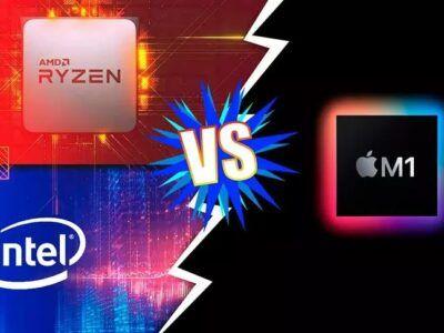 Intel deja atrás a AMD y Apple con su nueva CPU gaming para portátiles