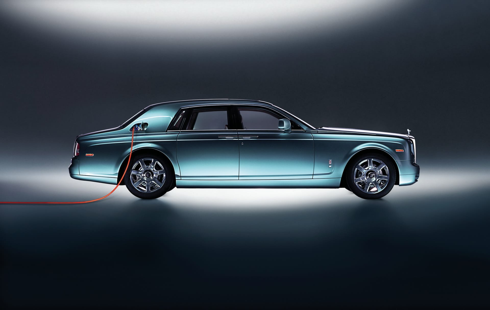 Rolls Royce eléctrico