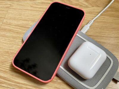 Esta es la Base Duo de Fresh 'n Rebel: carga inalámbrica para dos dispositivos Apple