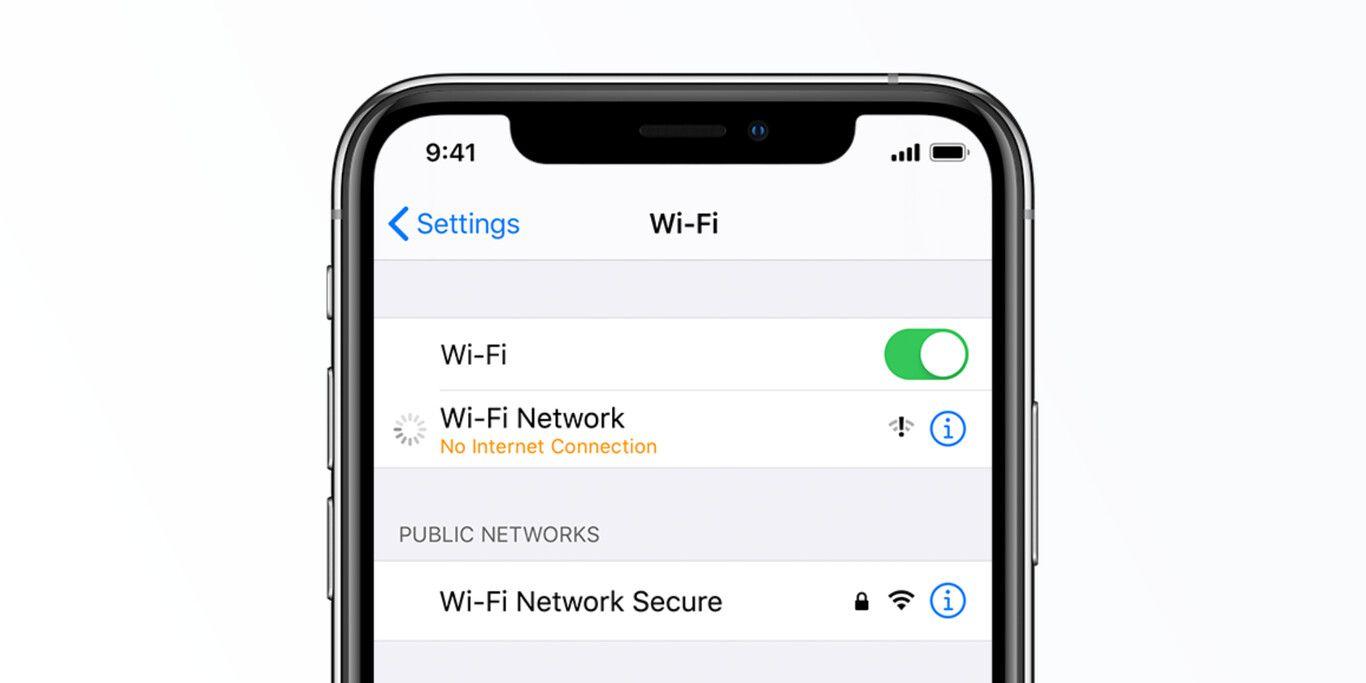 Wifi Iphone
