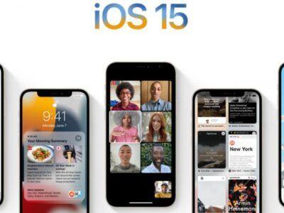 Las 10 novedades de iOS 15 de Apple: Facetime y Shareplay mejorados