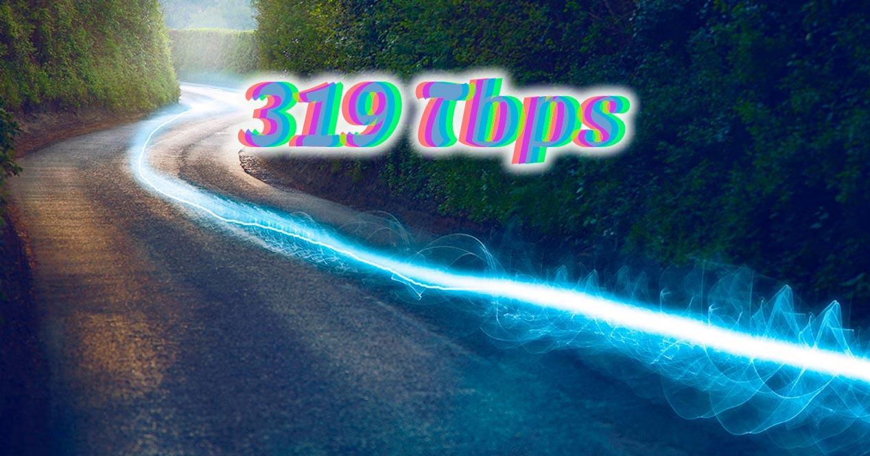record velocidad internet