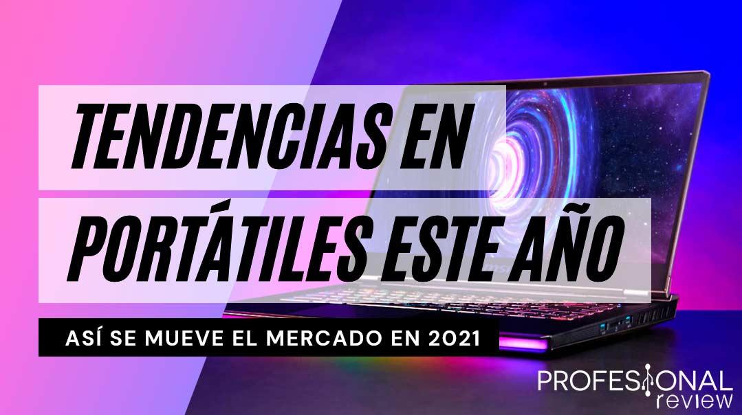 Portátiles 2021