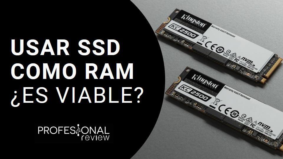 SSD como RAM