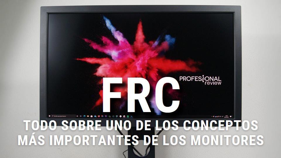 Monitor frc