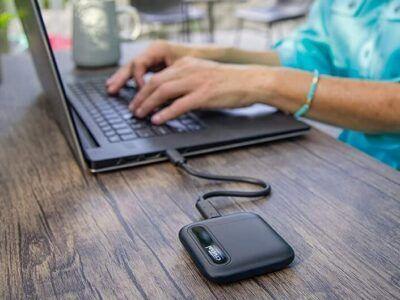 Hasta 540 MB/s y tamaño súper compacto: el SSD portátil Crucial X6 de 2TB alcanza nuevo mínimo histórico en Amazon de 185,43 euros