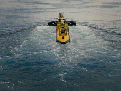 La turbina marina más potente del mundo ya está en servicio