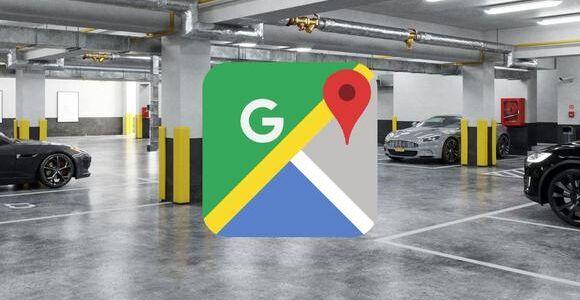 Cómo saber dónde aparcaste tu coche con Google Maps