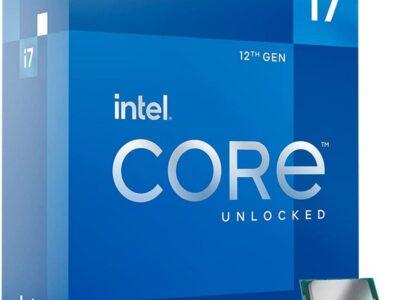 Core i7-12700K sería un 45% más rápido que el Ryzen 7 5800X