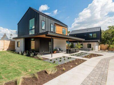 Las primeras casas impresas en 3D a la venta en EE.UU., una calle entera en Texas