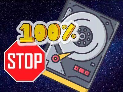 Windows ¿Disco duro al 100%? Así puedes solucionarlo en Windows 10